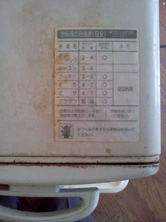 サンヨーオーブントースター SK C2F