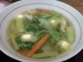 野菜ラーメン@らぁめん 宝