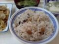 ひじきの十五穀米ごはん@羽倉崎食堂