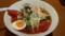 トマト冷やしラーメン@河内らーめん喜神 シークル店