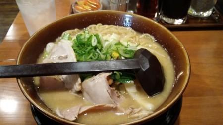 菜々麺@古潭 堺タカシマヤ店