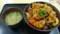 スタミナ丼+味噌汁@くちの屋 りんくうプレジャータウンシークル