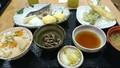 筍ご飯と西京焼き定食@ごはん屋 なごみらいす