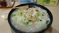 野菜たっぷりちゃんぽん@ラーメン 宝来 阪急三番街店