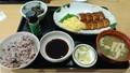 鰻の蒲焼き定食@ごはん屋 なごみらいす