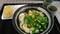 初夏のねばねばとろろうどん2玉@香の川製麺 堺宿院店