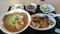 さんまと野菜の甘酢和え@いも膳泉大津店