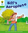 Biff's Aeroplane. Roderick Hunt, Thelma Page