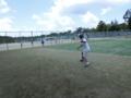 試合風景(伊藤)