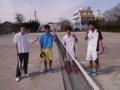 試合後⑥(啓斗さん、涼太さん、野津、小松)