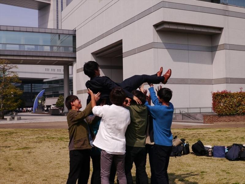 涼太さんご卒業おめでとうございます!