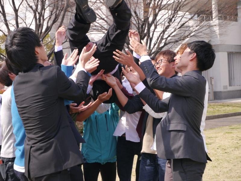 中村さんご卒業おめでとうございます!