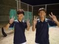試合後③(伊藤、北野)