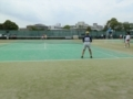 試合風景③(栗山)