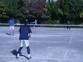 試合風景⑤(手前から、久野さん、渡邉さん、寺西さん、杉浦さん)