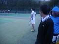 試合風景(小松)