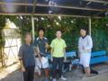 左から杉浦さん、渡邉さん、久野さん、工藤さん