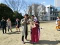 左から伊藤、中津原さん