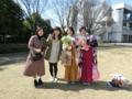 OG2年目のみなさん(左から伊藤さん、飛田さん、阿武さん、中津原さん