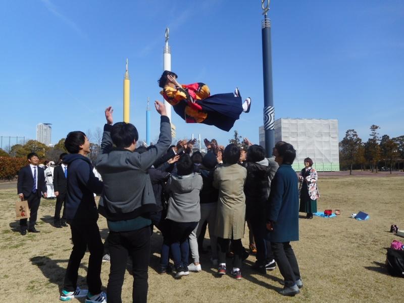 高橋さん卒業おめでとうございます