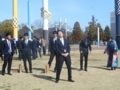 山内さん卒業おめでとうございます