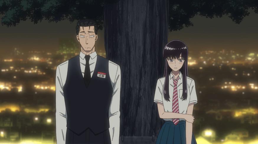 アニメ『恋は雨上がりのように』の橘あきらと近藤正己