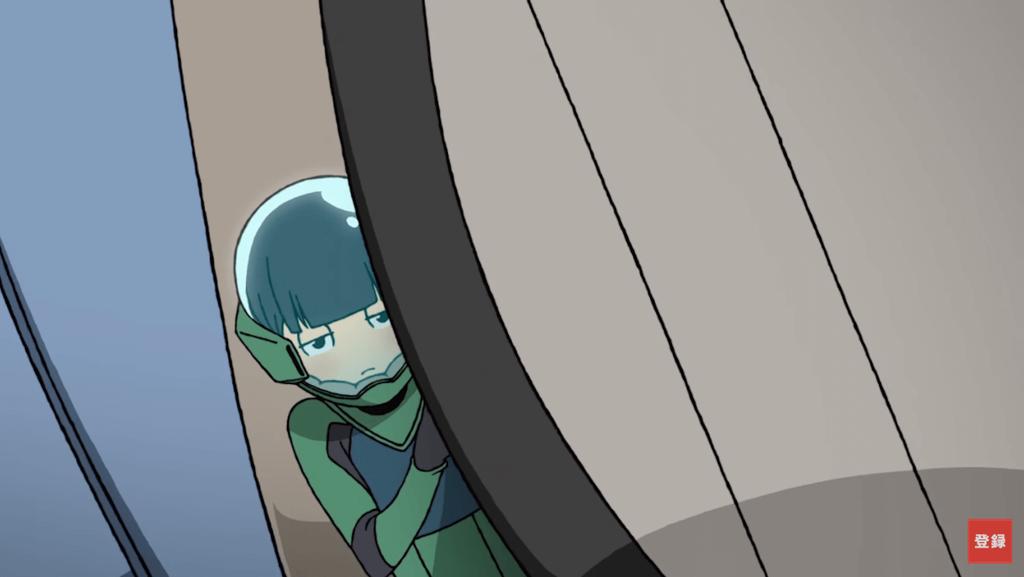 アニメ『ひそねとまそたん』の絹番莉々子