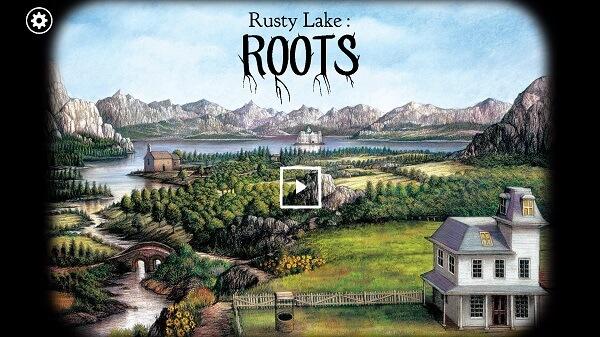 スマホゲーム『Rusty Lake: Roots』
