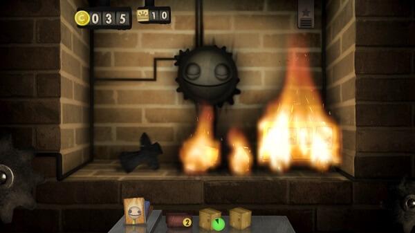スマホゲーム『Little Inferno』