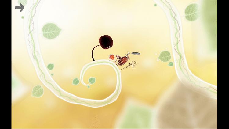 スマホゲーム『Botanicula (ボタニキュラ)』