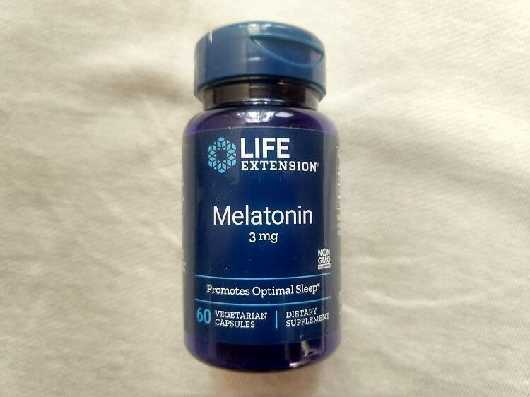 Life Extensionのメラトニンサプリ