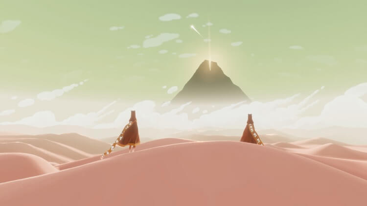 PS4『風ノ旅ビト』