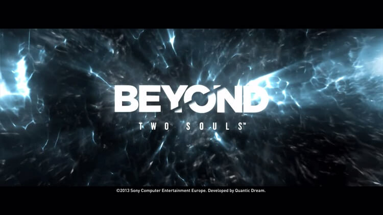 PS4『Beyond: Two Souls』