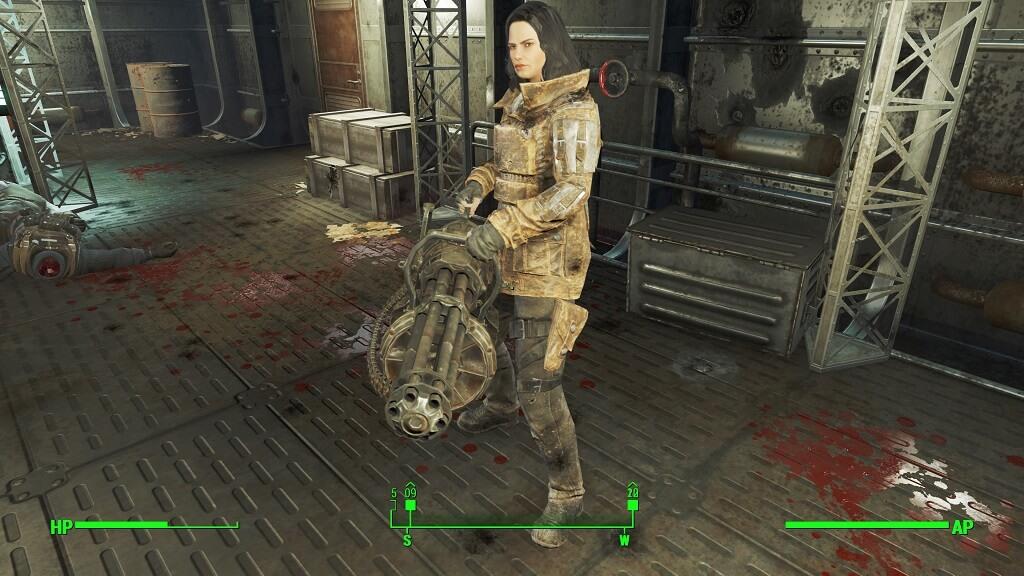 PS4『Fallout 4』のバイパー
