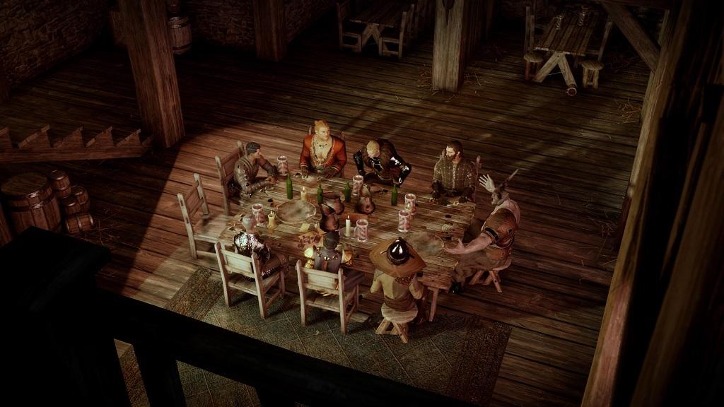 PS4『ドラゴンエイジ:インクイジション』