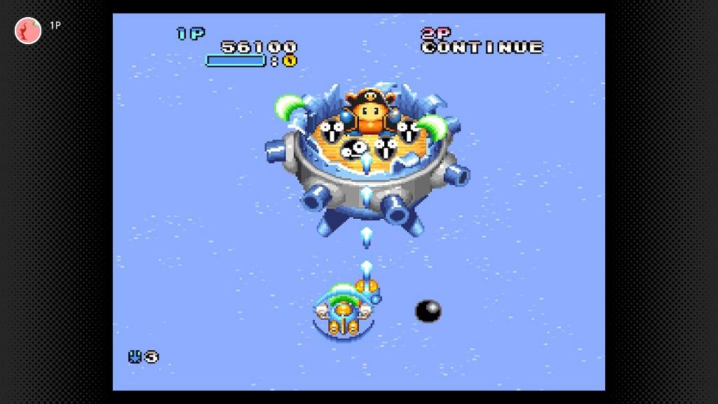 SFC『Pop'nツインビー』(Nintendo Switch Online)