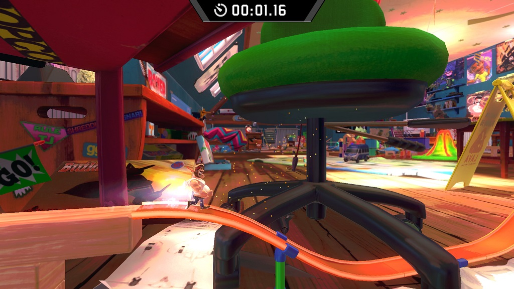 PS4『Action Henk』