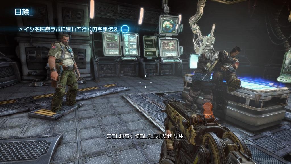 PS4『Bulletstorm: Full Clip Edition』