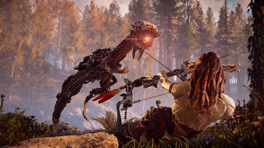 PS4『Horizon Zero Dawn Complete Edition』