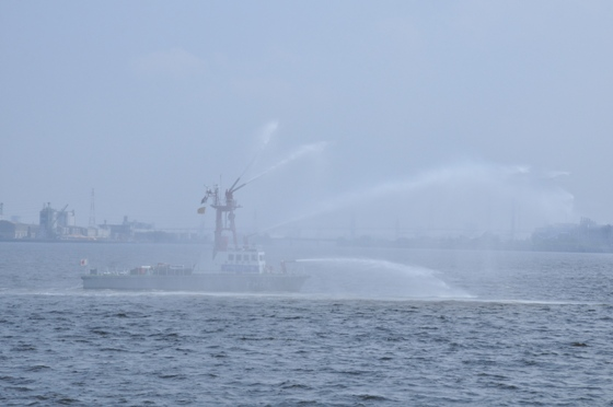 船舶】海保 PLH21 みずほ & LL01 つしま 一般公開 - NDRのもっとの ...