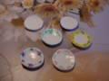 [ハンドメイド][粘土]お皿の色塗り中