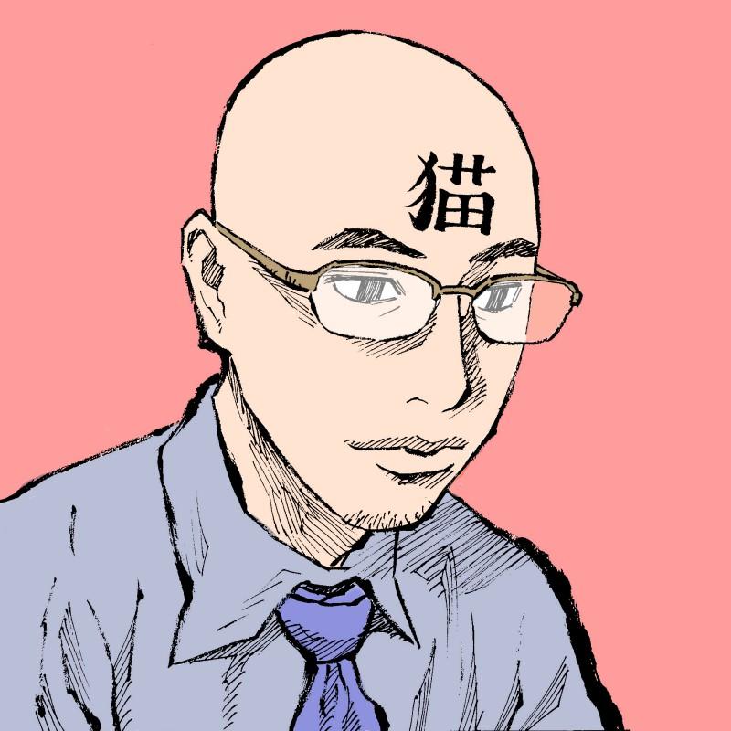 石岡ショウエイの似顔絵