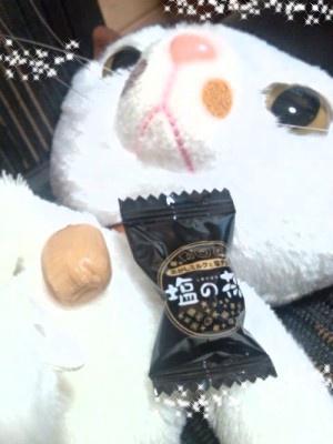 オススメのキャンディ第一位「塩の花」
