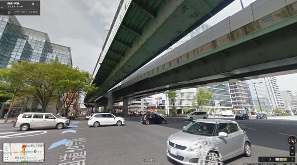 「アニメ街道」「ノーベル街道」「ブリ街道」の国道41号線。1.名古屋