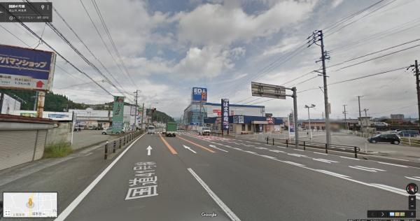 「アニメ街道」「ノーベル街道」「ブリ街道」国道41号線を行く。5.高山