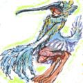 はてなハイカーさん、鳥っ娘のイラスト欲しい!