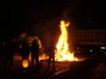 篠田の火祭り