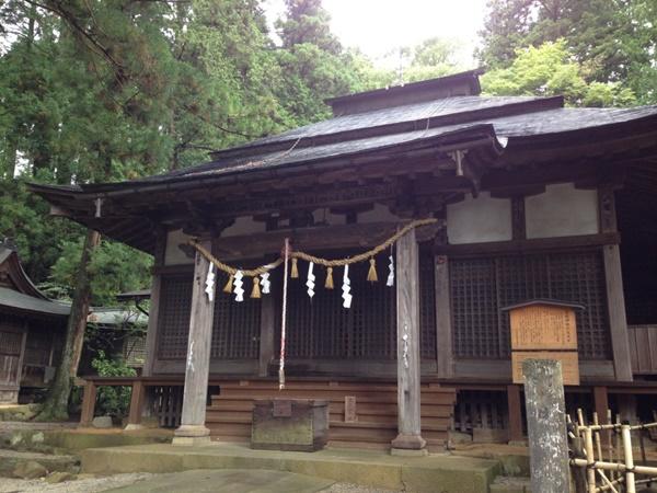 日枝神社 本殿