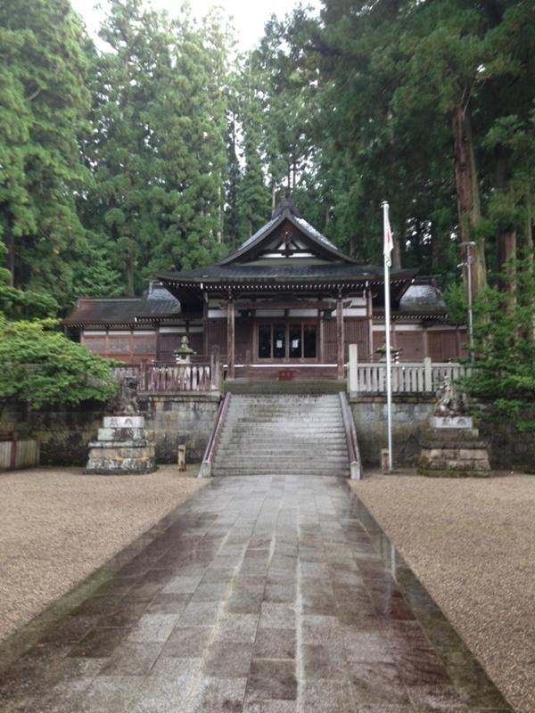 気多若宮神社 本殿
