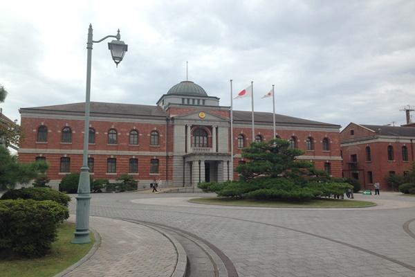 海上自衛隊呉地方総監部第1庁舎
